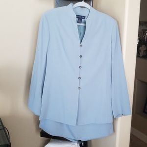 Preston York suit